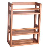 Quality Bamboo Bathroom Storage Rack wholesale