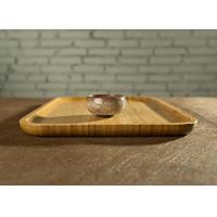 Buy cheap Bamboo Snack Tray from wholesalers