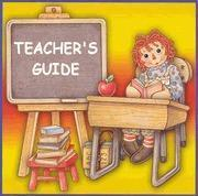 Quality The Raggedy Ann and Andy Books - A Guide for Teachers wholesale