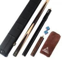 Quality CUESOUL D414 Deluxe Package of Handcraft 57inch one piece Snooker Cue wholesale