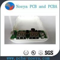 Buy cheap Electrionic Solar Power Bank Energy Charger Without Battery Build In PCBA Printed Circuit Board Asse product