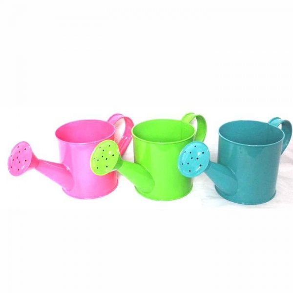 Cheap Metal color watering can garden Tool for sale