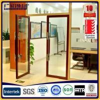 Quality Customized Commercial Aluminium Spring Door for Hotel and Office wholesale