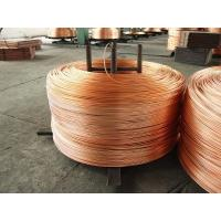 Buy cheap oxygen free copper rod product