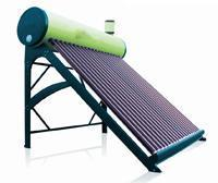 Buy cheap THREAD ROD Pressurized Solar Water Heater with Copper Coil product