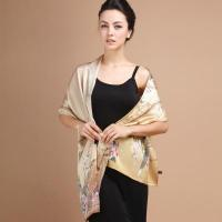 Buy cheap New Cutting 100%Silk Scarves from wholesalers