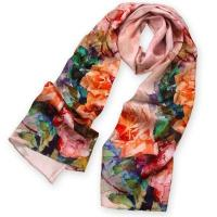 Buy cheap Flower Printing Lady's Shawl from wholesalers