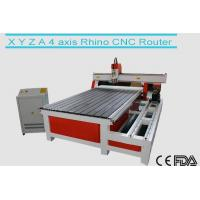 Buy cheap XYZA 4 axis Rhino CNC Router R1318-4 Axis product