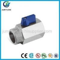 China MINI STAINLESS STEEL BALL VALVE on sale