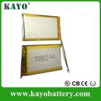 Safety High Quality Rechargeable 3.7V Lithium Polymer Battery For Toys (1900mAh)