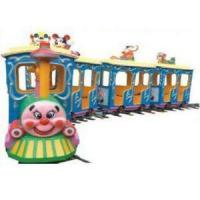 Quality Mickey Mouse Small Electric Train Rides with Track wholesale