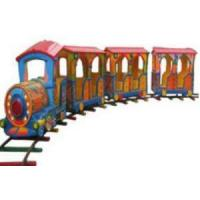Quality Small Electric Train Rides with Track wholesale