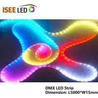 China Music Activated Dmx Rgb Led Strip on sale