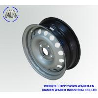 Quality 13x 5.5 Rim  Steel Car Wheel  5 on 4-1/2 wholesale