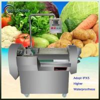 Quality Commercial Electric Fruit and Vegetable Chopper Machine wholesale