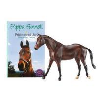 Quality Breyers Pippa Funnells Primmores Pride and Joy Horse Book Gift Set wholesale