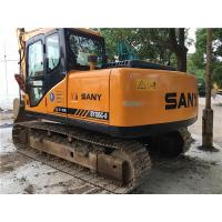 Buy cheap Used Excavators SY135C-8 from wholesalers