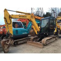 Buy cheap Used Excavators 60-7 from wholesalers