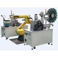 Buy cheap Automatic material belt terminal cutting and bending PIN dividing tooling product