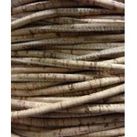 Quality ARTS & CRAFTS Cork String - Round, Natural 3.0mm wholesale