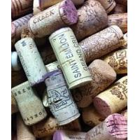Quality ARTS & CRAFTS Recycled Wine Corks- Unsorted - Bag of 100 wholesale