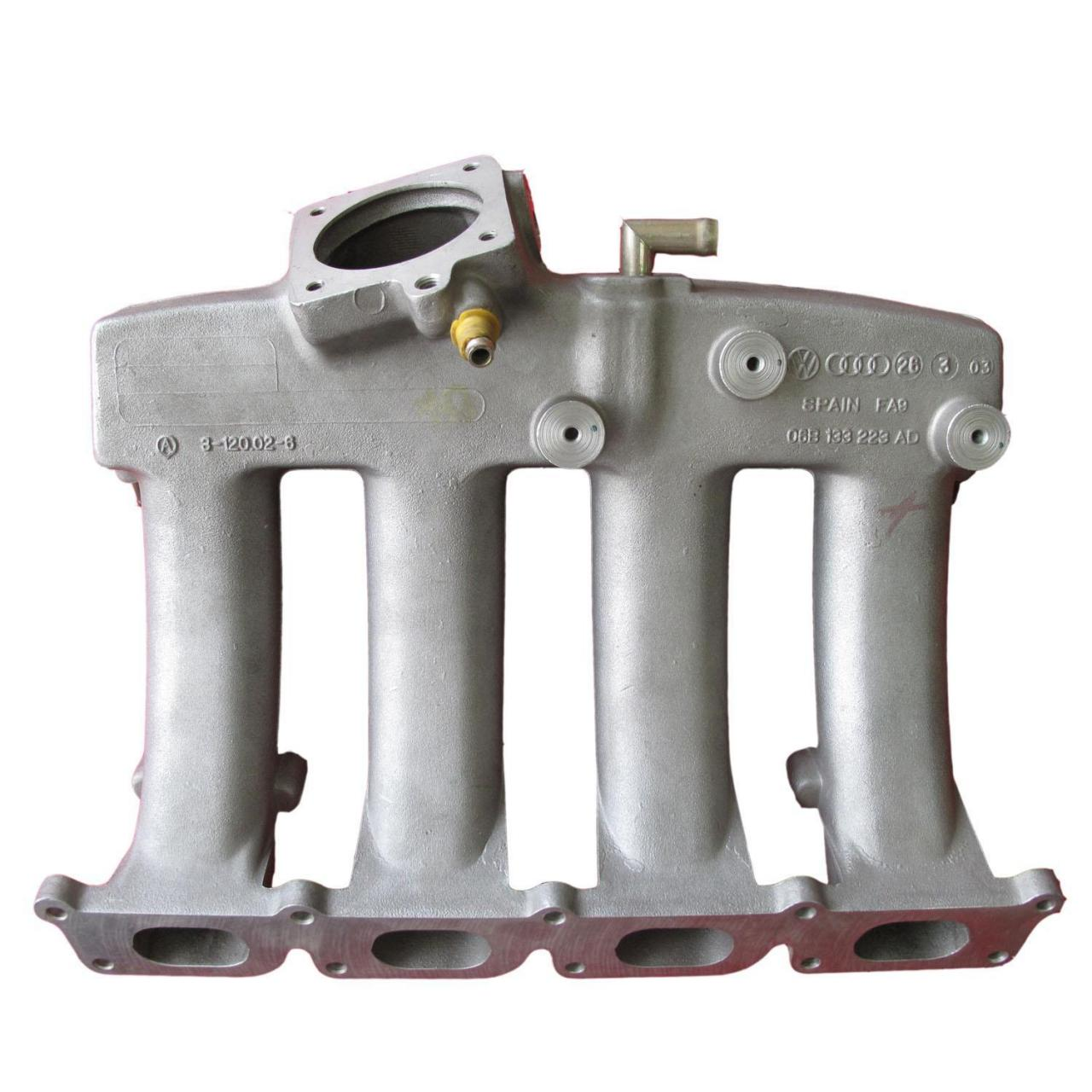 B5 air inlet pipe assembly
