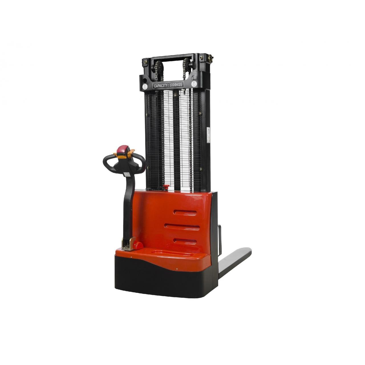 Buy cheap LM-ES10E Economic Full Electric Stacker product
