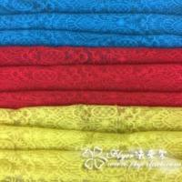Quality Gradient Color Embroidered Lace, Made of Cotton, Suitable for Beach wholesale