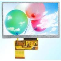 Buy cheap 5 inch color LCD 800*480 from wholesalers