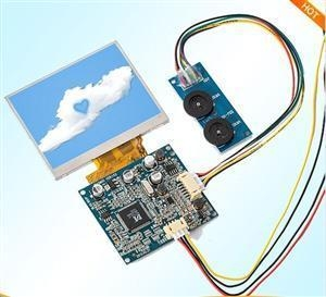 Cheap digital Driver Board For TFT LCD 3.5inch for sale