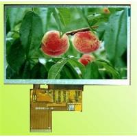 Buy cheap 5inch high brightness lcd screen for video door phone from wholesalers