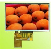 Buy cheap 5inch high brightness lcd tft display touch from wholesalers