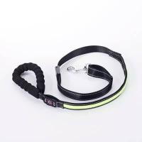 Quality LED Glow in Dark Reflective Dog Leash wholesale