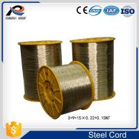 Cheap Steel cord 3+9+15 0.22+0.15NT for sale