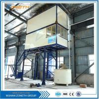 Quality WALL PANEL Heat resistant insulation board making machines wholesale