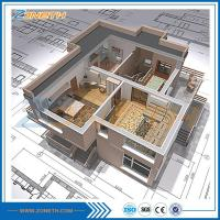 China Eco friendly fiber cement low heat cement panel for office on sale