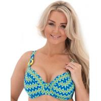 Buy cheap Curvy Kate Shockwave Padded Bikini Top Electric Shock from wholesalers