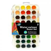 China Non-toxic Semi-dry Watercolor Pigment and Watercolor Paint Sets, Professional Manufacturer on sale