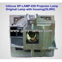 China Original Lamp Module SP-LAMP-028 for Infocus projector lamp IN24+、IN26+ on sale