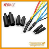 China WCAP Mini Waterproof Cable Heat Shrink End Caps on sale