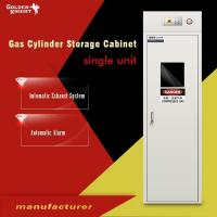 China Gas Cylinder Storage Cabinet 1 unit on sale