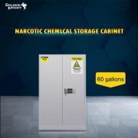 Buy cheap TOXIC CHEMICAL STORAGE CABINET 60Gal from wholesalers