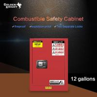 Buy cheap Combustible Safety Cabinet 12Gal from wholesalers