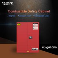 Buy cheap Combustible Safety Cabinet 45Gal from wholesalers