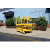 Quality Self propelled scissor lift|Self propelled articulated boom lift wholesale
