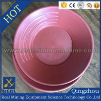 Buy cheap Plastic gold mining pan from wholesalers