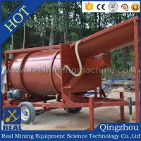 Quality Drum type mobile gold equipment wholesale