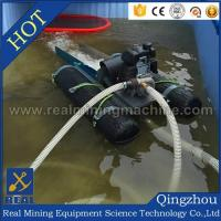 Buy cheap 2 inch Backpack Dredge with Power Jet from wholesalers