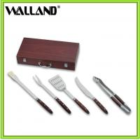 Quality 5 Pieces Charcoal Barbecue Grill Tool Set wholesale