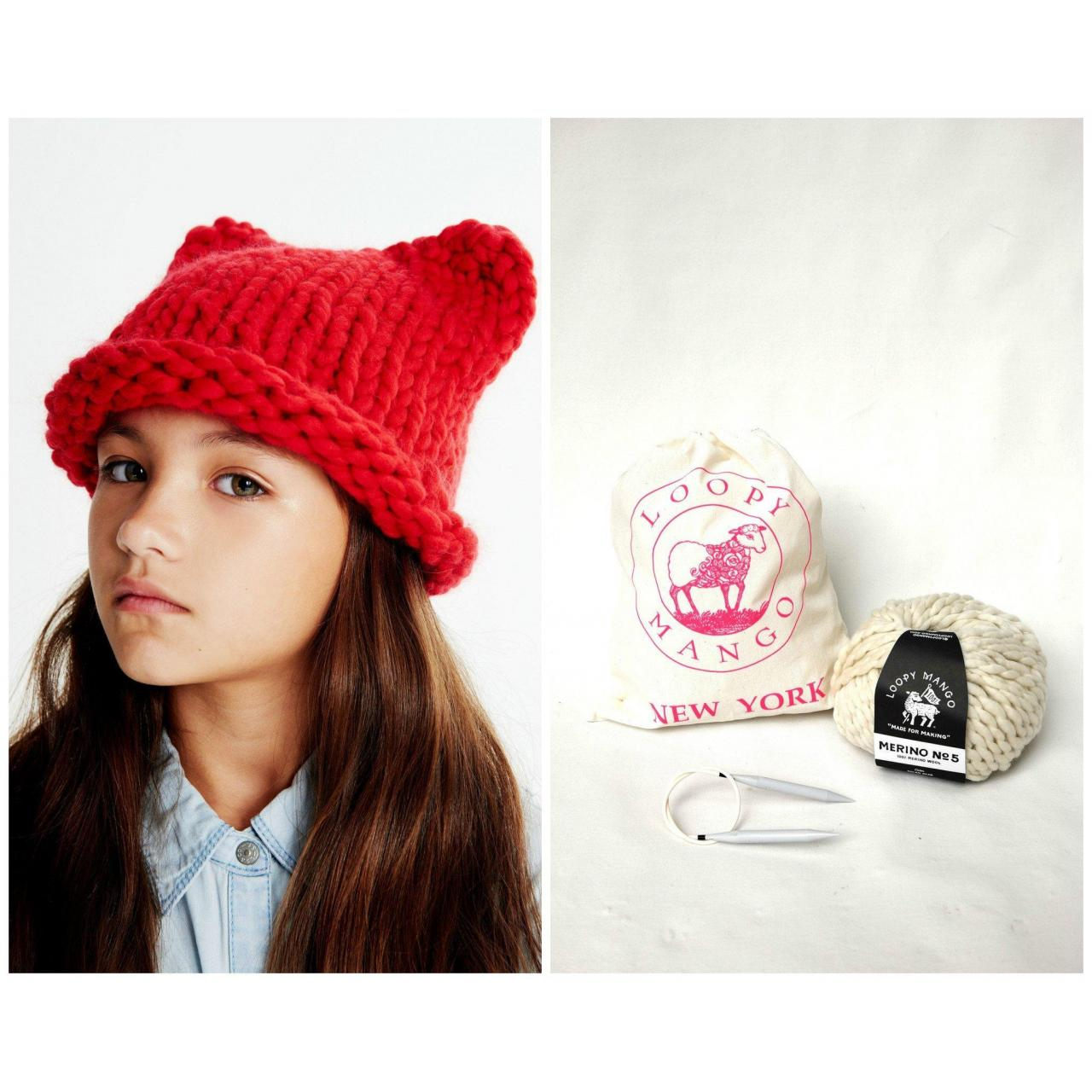 Quality DIY Kit - Mini Kitty Hat 5-8 years wholesale